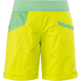 La Sportiva Ramp Short Femme, apple green/jade green